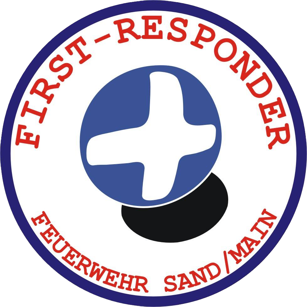 First Responder Sand am Main